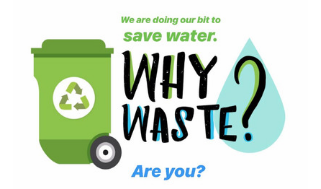 Garvita co-founded 'Why Waste', a non-profit organization that worked with restaurants to help prevent wastage of water left in glasses, in addition to conducting awareness workshops at schools, colleges and offices.