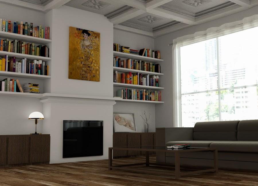 Salón realista