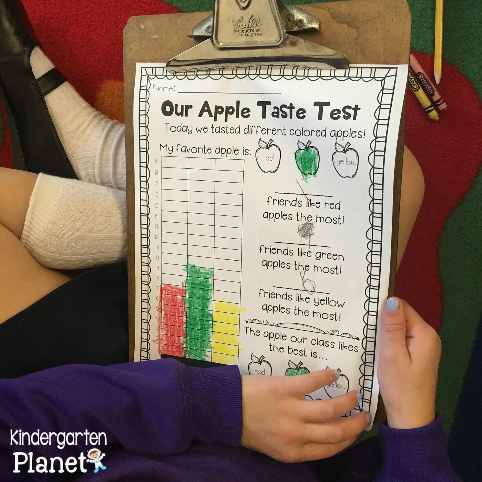 Kindergarten Planet Back To School In Kindergarten