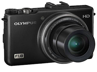 Câmera digital Olympus XZ-1