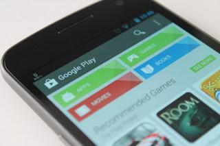 Aplikasi Google Play