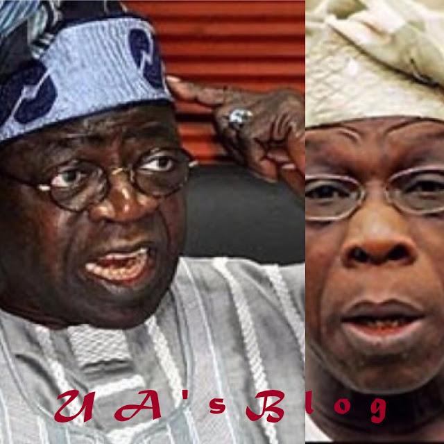 """Obasanjo Is Expired Milk, Dump Him In The Dustbin"" – Tinubu Tells Nigerians"