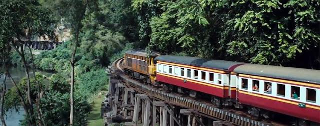 Train Bangkok Kanchanaburi