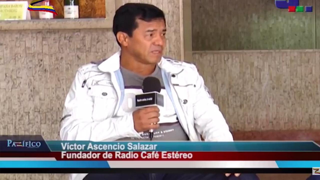 """""""Aquí hablar contra el Gobierno es ponerse la lápida al cuello"""": Víctor Ascencio Salazar"""