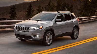 2019 Jeep Cherokee, Date de sortie, Prix, Photos