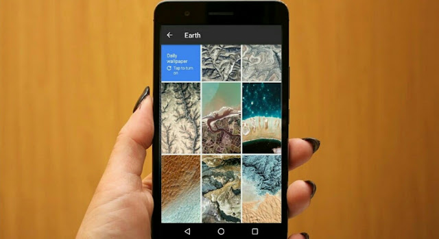 How To Change Android Wallpaper Automatically