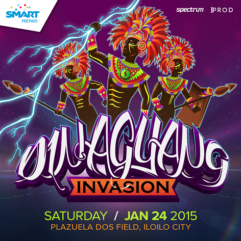 Smart Dinagyang Invasion 2015!