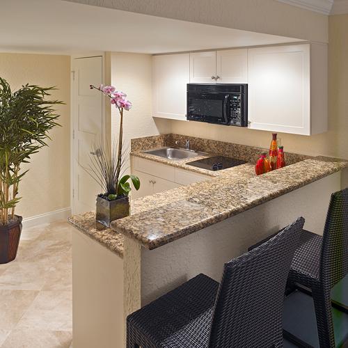 Muebles y decoraci n de interiores kitchenette o cocina - Fotos de cocinas pequenas ...