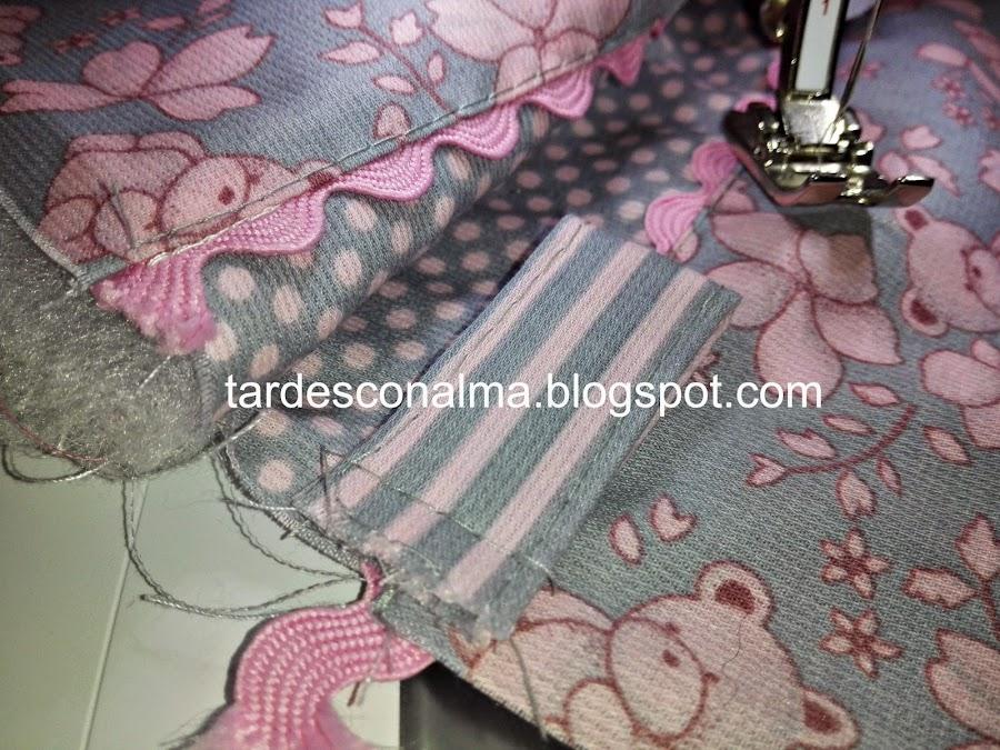 DIY, tutorial, paso apaso, costura, patchwork, moldes, patrones, neceser, fácil, barato.