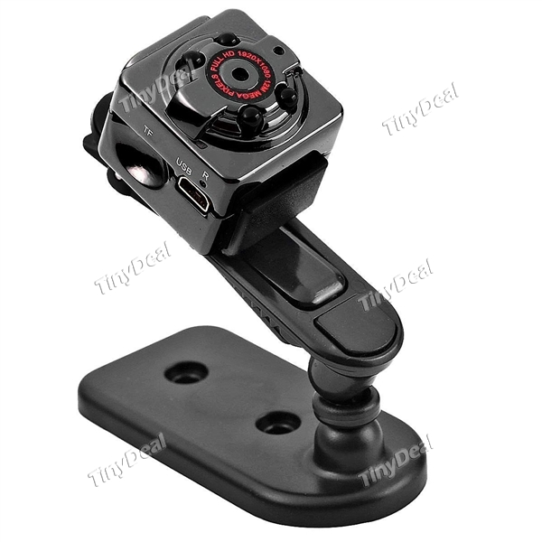 SQ8 Mini DV Action Camera 1080P Full HD Car DVR with Night Version