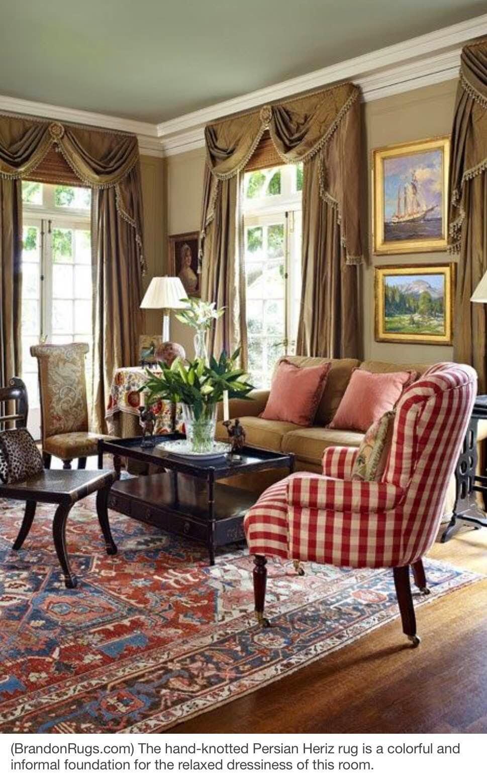 Brandon Oriental Rugs: More Home Decor Ideas Using Real ...