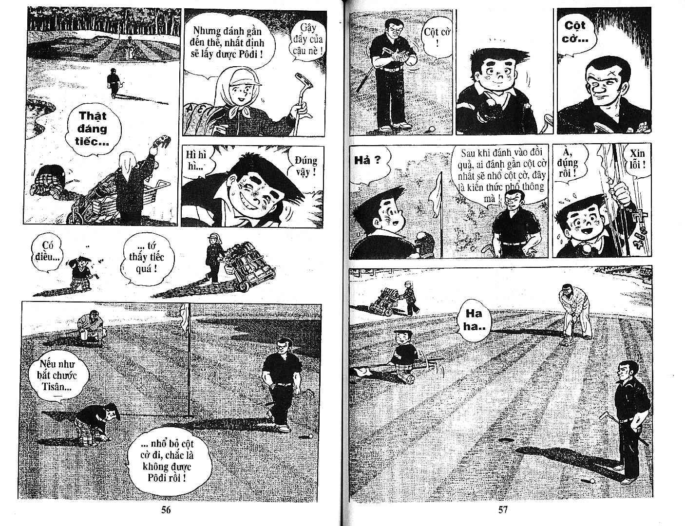 Ashita Tenki ni Naare chapter 28 trang 27
