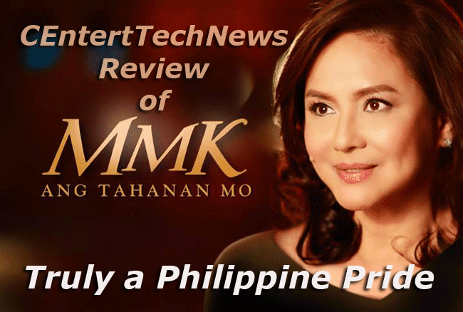 Maalaala Mo Kaya (MMK) a Philippine Pride the Review
