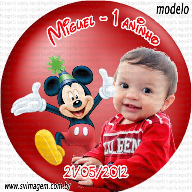 #svimagem #infantil #personalizado #mickey #mouse