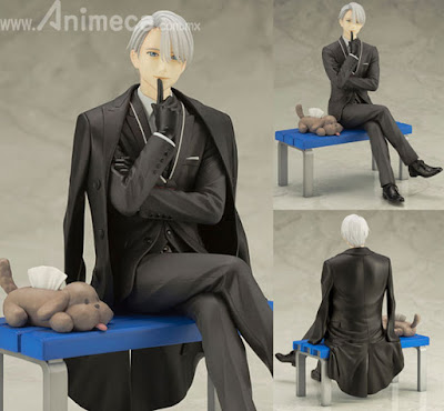 Figura Victor Nikiforov ARTFX J YURI!!! on ICE view