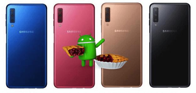 (Samsung Galaxy A7 (2018