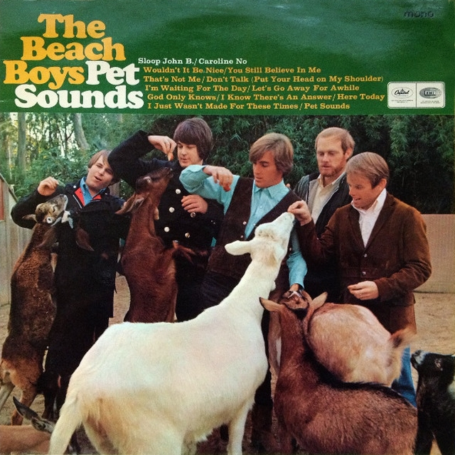 Pet Sounds. The beach boys