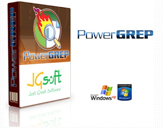 PowerGREP Portable