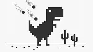 Chrome Dino Oyunu - T-REX Dino
