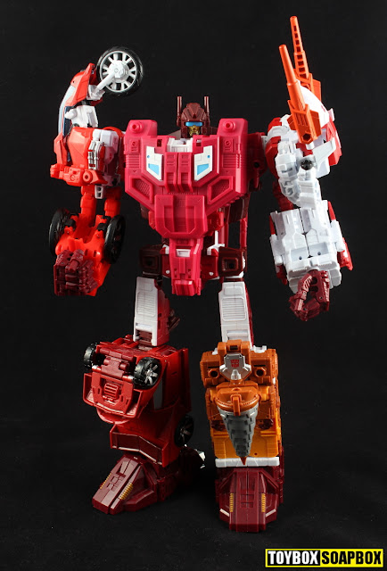 unite warriors computron perfect effect