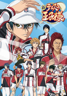Princes Of Tennis Episode 168 [Subtitle Indonesia]