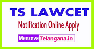 TS LAWCET 2017 Notification Online Application HallTickets-Results