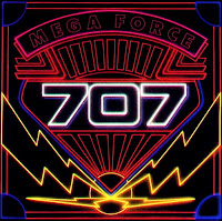 707 [Mega Force - 1982] aor melodic rock music blogspot full albums bands lyrics