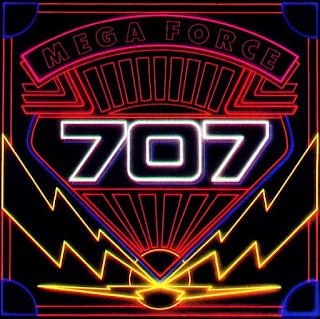 707 [Mega Force - 1982] aor melodic rock music blogspot full albums bands lyrics