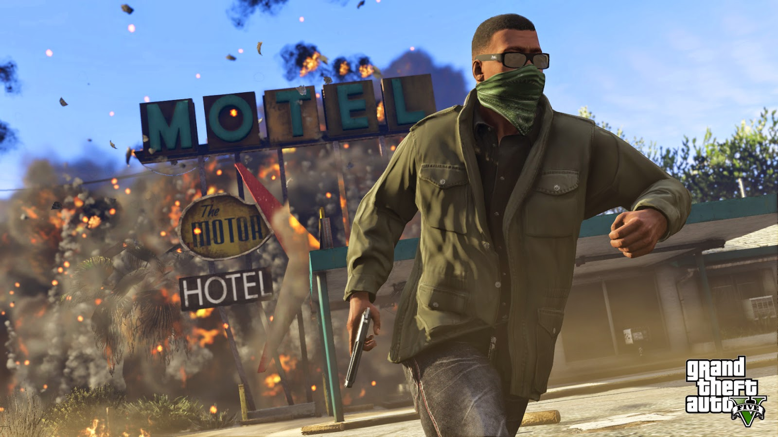 Tech Addicts: How to play GTA5 with minimum stutter on a low end pc