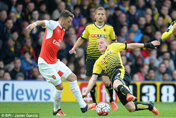 Arsenal 3-0 Watford:Talking Points Of The Game