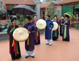 Xây dựng và phát triển nền văn hoá Việt Nam tiên tiến, đậm đà bản sắc dân tộc