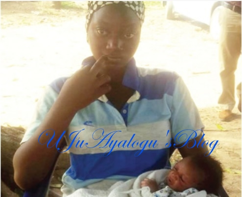 16-year-old Student Who was Impregnated by Her Vice Principal Gives Birth, Shares Story (Photo)