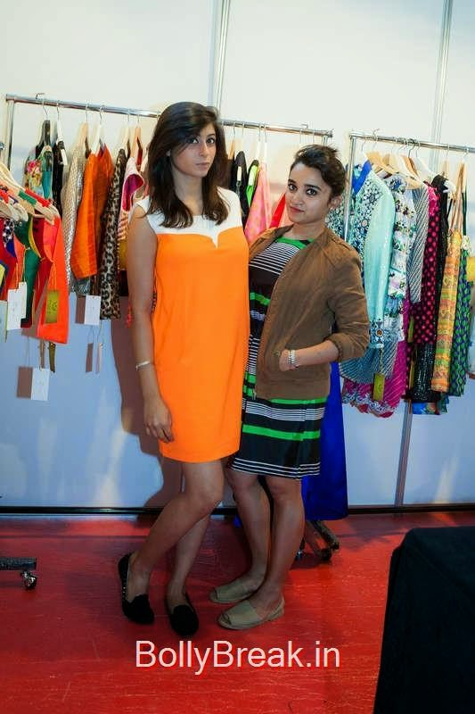 Eesha Bhat and Anna Awan, Nishka Lulla Hot Pics At Designer Nishka Lulla Snapped at DIVAlicious