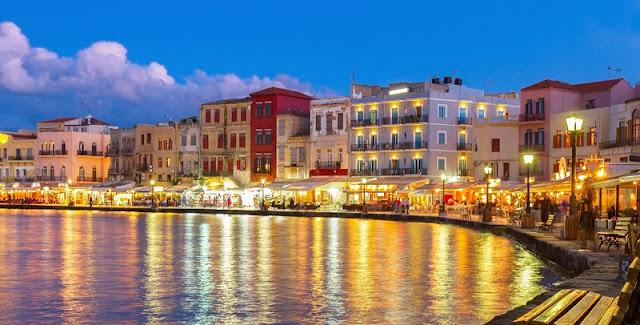 Passeios românticos em Creta, Grécia