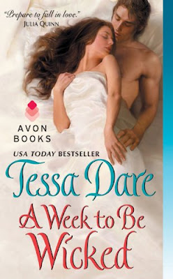 Book Review: A Week to be Wicked, by Tessa Dare
