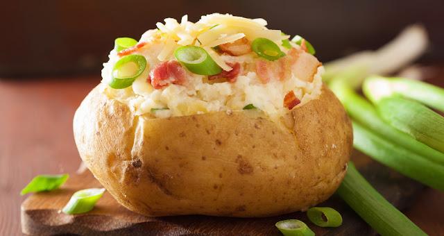 receitas com batata