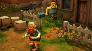 Game Neighbourhood Escape Adventure Apk