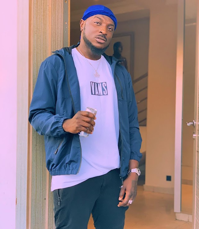 Lol! Peruzzi blasted a Fan who did a Biro Sketch of him like Kevin Hart