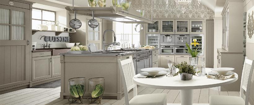 buffet de cuisine style anglais. Black Bedroom Furniture Sets. Home Design Ideas