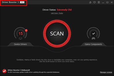 IObit Driver Booster 3 Sundeep Maan