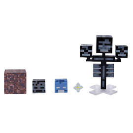 Minecraft Series 3 Wither Overworld Figure