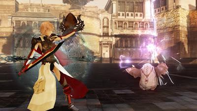Lightning Return Final Fantasy