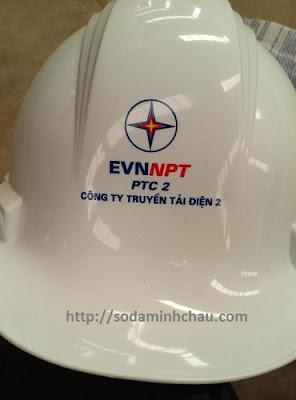www.123nhanh.com: In Mũ Bảo Hiểm Tại Hà Nội - In logo, slogan, tên công t