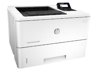 HP LaserJet Enterprise M506dn Driver & Wireless Setup - Manual & Software