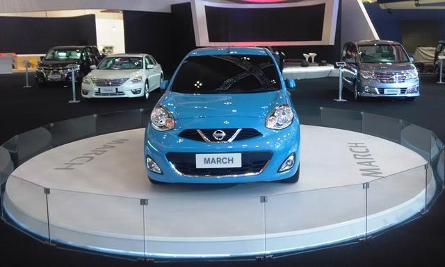 Promo Harga Nissan March Terbaru 2017