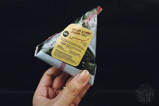 AirAsia Grilled Salmon Onigiri