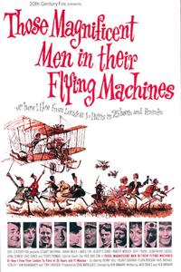Watch Those Magnificent Men in Their Flying Machines or How I Flew from London to Paris in 25 hours 11 minutes Online Free in HD