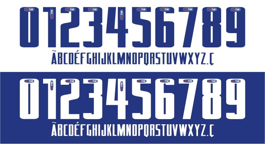 b528273e88 Fontes Camisas de Futebol  Fonte Cruzeiro 2015