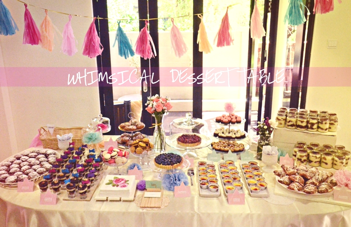 Greatest Dessert Table: A Whimsical 21st | Creme Berry's Blog KW15