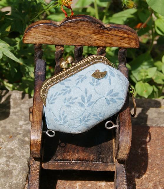 кошелек с фермуаром, кошелек-пухляшка, текстильный кошелек, кошелек ручной работы, фермуар, застежка фермуар, кошелк ручной работы с фермуаром.